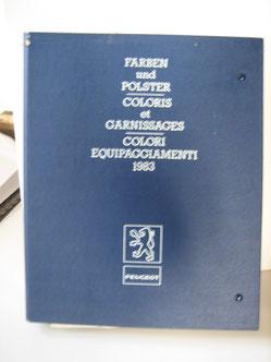 Farben und Polster 1983 Foto 52