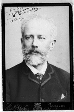 Tschaikowsky, 1888