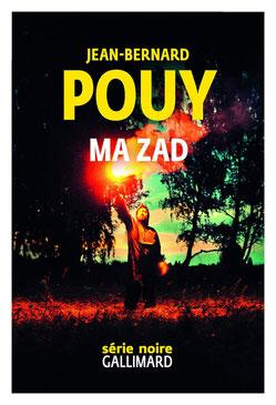 Couverture Ma Zad Chronique littérature roman policier utopie vengeance engagement écologie guillaume cherel