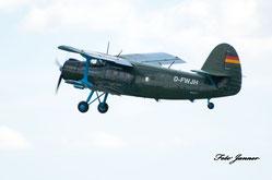 Antonov AN-2 (Neustadt-Glewe)