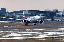 Emirates Boeing 777-300ER  (Vereinigten Arabischen Emiraten)