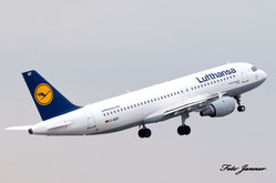 Lufthansa Airbus A320-211 Gotha (deutsche Fluggesellschaft)