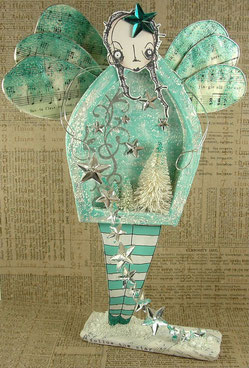 Projects To Try: A Christmas Fairy