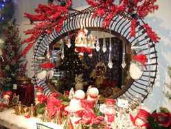 スイートクリスマスカンパニー 店内ディスプレイ