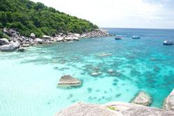 Schnorcheln bei den Nang Yuan Inseln