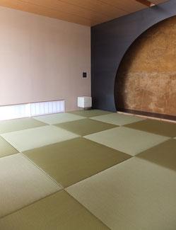 琉球畳 色の違い