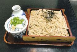 信州の蕎麦