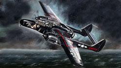 "B-17 ""Flying Fortress"" 1/32 by HK Models & Eduard & Profimodeller"