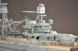 USS Arizona - 1/350 v. HobbyBoss, LionRoar, ArtWox