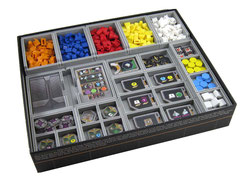 folded space insert organizer gaia project