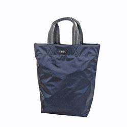 Nylon Tasche dunkelblau Shopper EM-EL Collection Schweiz Taschen