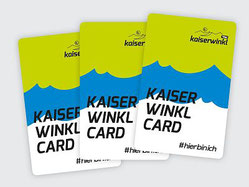 Gästekarte Kaiserwinkl Card