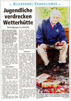 Ruhr Nachrichten vom 10.10.2007