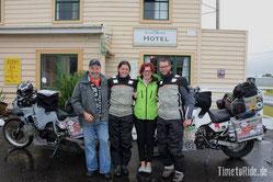 Neuseeland - Motorrad - Reise - Stony River und Timetoride