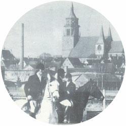 Pferdestadt Weil der Stadt