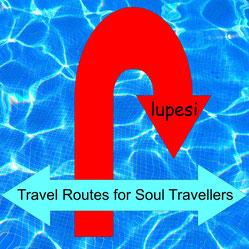 Bild: Individuelle Reiserouten - Reisehilfen zur Planung - lupesi