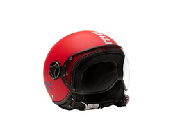 MONODESIGN FGTR Baby Red Helmet