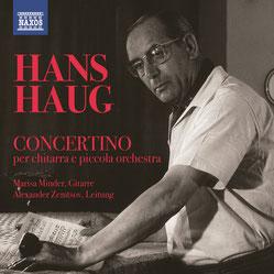 Concertino Hans Haug, Marisa Minder, Alexander Zemtsov