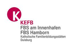 Logo Katholische Erwachsenen- und Familienbildung im Bistum Essen gGmbH
