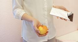 schwanger trotz ungesunder Ernährung