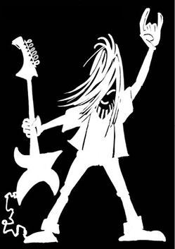 Verlag Nicole Schmenk Heavy Metal Rock Geschichte Verlag