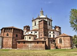 Visita guidata San Lorenzo Milano