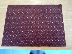 PARTIE A Tissu extérieur 28cm X 20cm