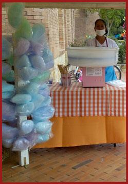 alquiler maquina de algodon de azucar bogota, algodones de azucar medellin