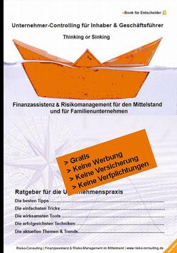Risiko-Consulting: Haftungsschutz für Inhaber & Geschäftsführer