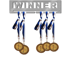 medaillenhalter winner