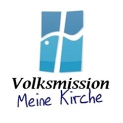 Volksmission entschiedener Christen meine Kirche Logo