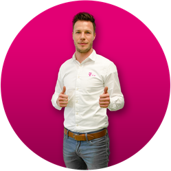 Berater Mirko Vertrieb Vodafone Festnetz Mobilfunk otelo Consors Finanz Assurant Geschäftskunden Business Service