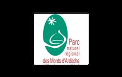 Logo Parc Naturel des Monts d'Ardèche