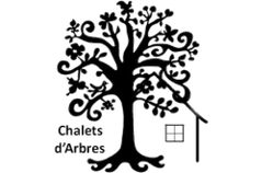 Logo gîtes Chalets d'Arbres