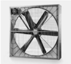 Agro-Widmer Stalleinrichtungen - Ventilator