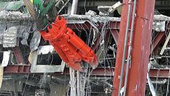 PD450 現場解体作業
