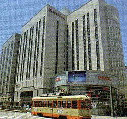 松山東急REIホテル  イエローマップ配布箇所ホテル写真画像