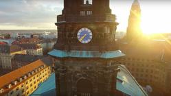 Kreuzkirche Kreuzchor Flightseeing