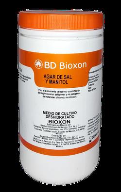 214600 BD Bioxon® Agar Sal y Manitol, 450 g