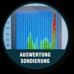 Kampfmittelbeseitigung Gotha - Auswertung Sondierungsdaten