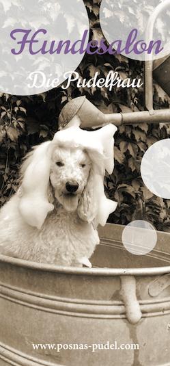 Hundesalon Hoppegarten-Waldesrug - Die Pudelfrau