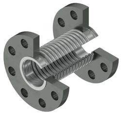 Schwingungsdämpfer Stahlkompensator Edelstahlkompensator