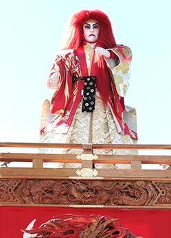 連獅子(れんじし)