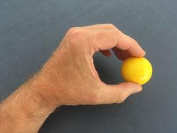 Handtherapie Schiene