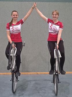 Stefanie und Sabine Tausch