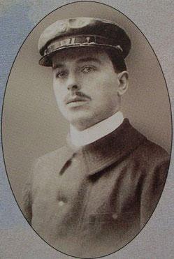 Capitaine Armand Hayet