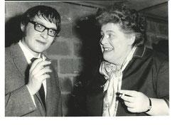 Jean Marie Quiesse et Colette Magny