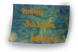 Logo de Mine de Rien Hêtre.