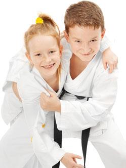 Taekwondo, Karate, Kinderkarate, Kindersport, in Rheine