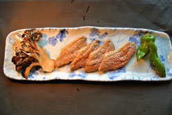 鴨焼き 自家製 一品料理